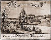 Palmkvist. 'Lavskaya outpost'. 1674.