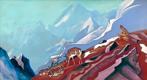 N.K. Roerich. «Book of Life». 1939.