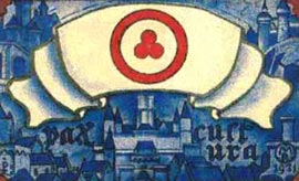 N.K. Roerich 'the Banner of Peace' 1931